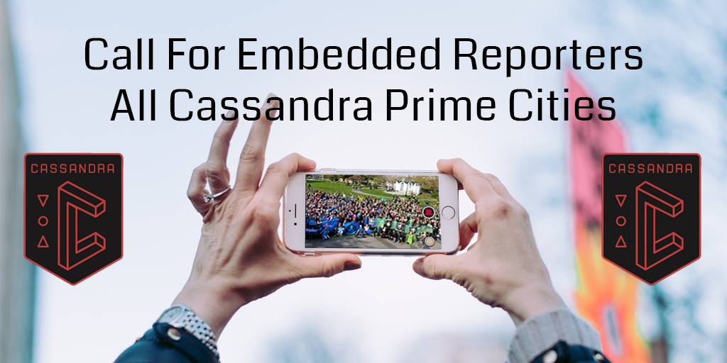 ingress cal for embedded reporters